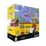 Nintendo Wii U - Consola Premium HW + Mario Maker + Artbook + Figura Amiibo Mario, Colores Clásicos