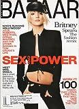 Harper s Bazaar August 2001 Britney Spears Cover