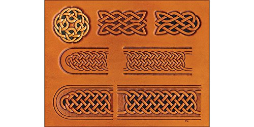 Tandy Leather Celtic Belt & Buckle Craftaid� 76611-00