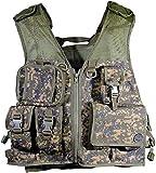 Tippmann Pro Tactical Vest - Holds 4 + 2 Pods + Tank