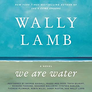 We Are Water audiobook cover art