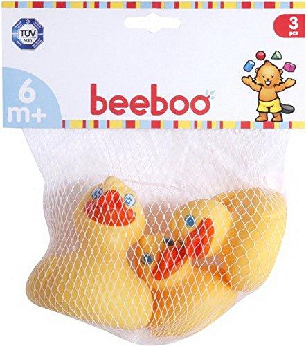 VEDES Großhandel GmbH - Ware BEEBOO Baby badeenten, Lot de 3