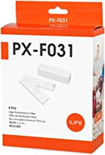 ILIFE Authentic Replacement Part PX-F031, Filters for A9 Robot Vacuum Cleaner (8 pcs)