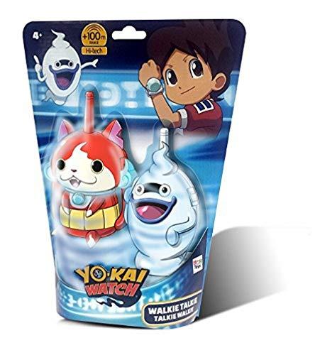 IMC Toys 396524 - Electrónicos Walkie Talkie Yo-Kai Watch