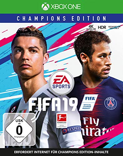 FIFA 19 - Champions Edition - [Xbox One]