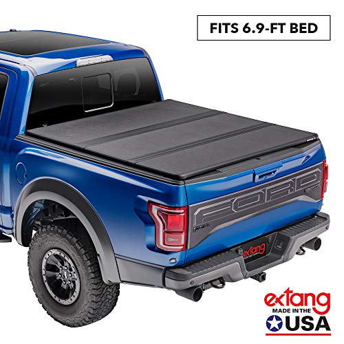 Extang Solid Fold 2.0 Hard Folding Truck Bed Tonneau Cover  | 83486 | Fits 2017-20 Ford Super Duty  6'9' Bed