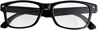 6ba892a71f3d Wivily Classic Black Frame Retro Style spring Reading Glasses for Women Men  (+1.5)