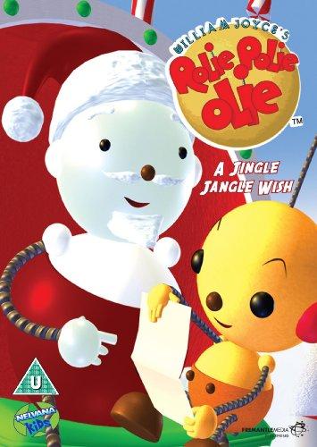 Rolie Polie Olie - A Jingle Jangle Wish [DVD]