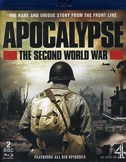 Apocalypse: Second World War [Blu-ray] [Import] (B003YCYZBG) | Amazon price tracker / tracking, Amazon price history charts, Amazon price watches, Amazon price drop alerts