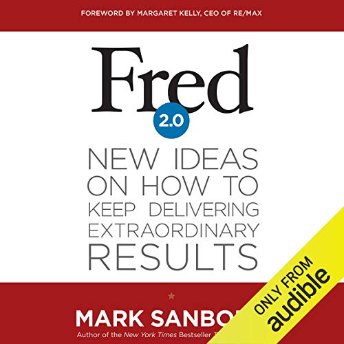 Fred 2.0 audiobook cover art