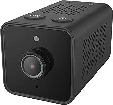 Lenofocus Spy Camera Wireless WiFi Hidden Cameras 1080P HD Mini Nanny Cam Indoor Home Security Covert Video Camcorder Car Dash Camera