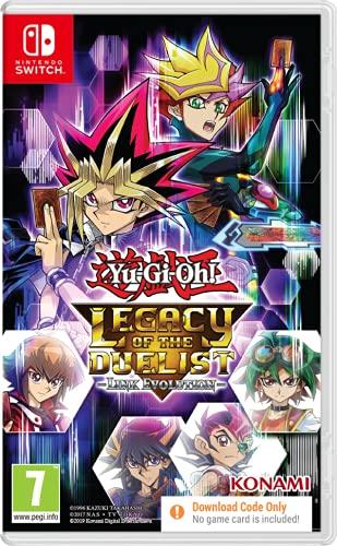 Konami Yu-Gi-Oh! Legacy Of The Duelist Nintendo Switch - Code in Box (Nintendo Switch)