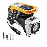 Air Compressor Pump DC 12V 120W 150 PSI Digital Portable Tire...