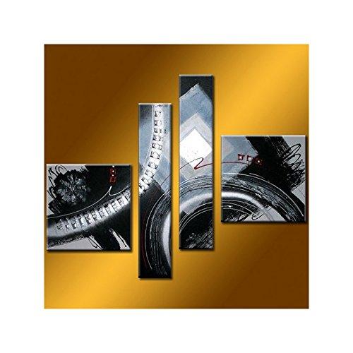 ruedestableaux - Tableaux abstraits - tableaux peinture - tableaux déco - tableaux sur toile - tableau moderne - tableaux salon - tableaux triptyques - décoration murale - tableaux deco - tableau design - tableaux moderne - tableaux contemporain - tableaux pas cher - tableaux xxl - tableau abstrait - tableaux colorés - tableau peinture - Voie de fer