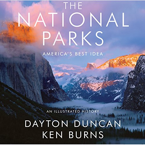 The National Parks cover art
