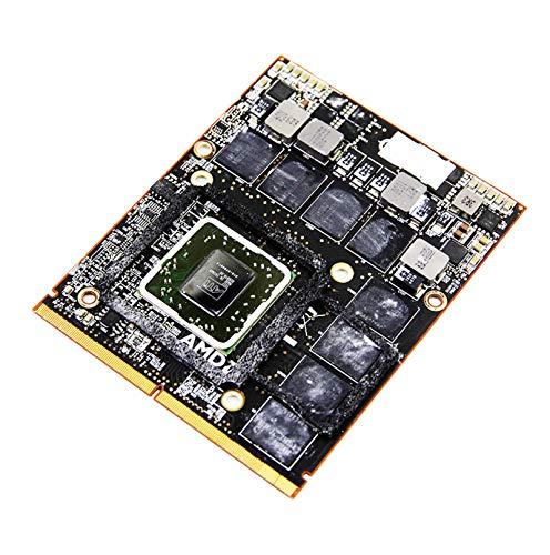 Original 1 GB tarjeta gráfica GPU reemplazo, para iMac Core i7 2.93 27 pulgadas a mediados de 2010 MC784LL/A A1312 PC de escritorio todo en uno, AMD Radeon HD 5750 GDDR5, MXM VGA Video Board