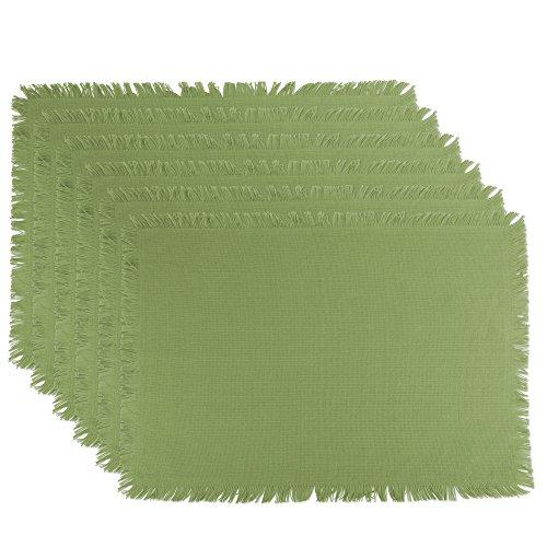 mantel verde tela fabricante DII