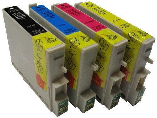 20x Tinte kompatibel zu EPSON Stylus D68 D88 DX 3850 4200 4250 4850 Youprint
