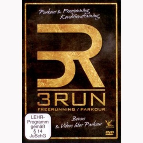 Parkour & Freerunning 3RUN Konditionstraining Fitness Workout