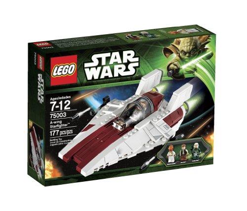 LEGO Star Wars Caza Estelar ala-A - Juegos de construcción (Película, Multicolor)