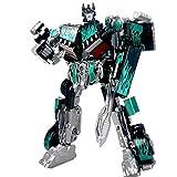 Transforme El Juguete De La Figura De La Acción Del Robot Del Coche, El Juguete De Camión Deformado, La Versión Oscura Del Robot De Combate Con Las Armas, Los Héroes Rescatan Los Bots, El Juguete De R