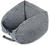 Almohada Avestruz Cómoda en Forma de U Almohada for Cuello Cervical Oficina de la Siesta Almohada de Viaje Aviones Almohada for Cuello (Color: B) (Color : B, Size : -)