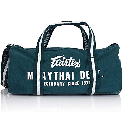 Fairtex Trainingstasche, Barrel, Gym Bag, Sporttasche, Retro, MMA, Muay Thai