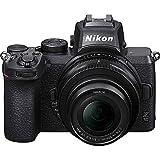 Nikon Z50 DX Mirrorless Camera with NIKKOR Z DX 16-50mm f/3.5-6.3 VR Lens - 1633B (Renewed)