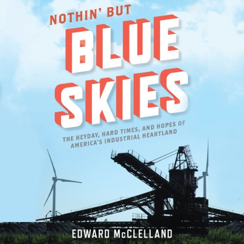 Nothin' But Blue Skies audiobook cover art