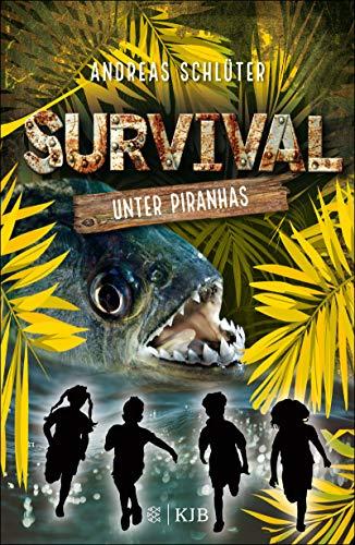 Survival – Unter Piranhas: Band 4