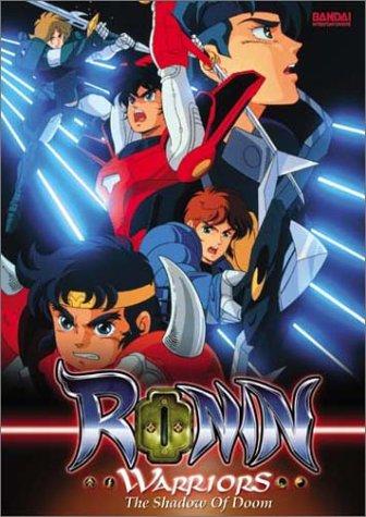 Ronin Warriors 4: Shadow of Doom [Reino Unido] [DVD]