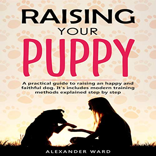 Raising Your Puppy cover art
