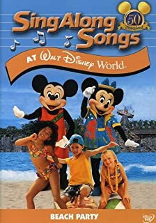 Disney's Sing Along Songs - Beach Party at Walt Disney World