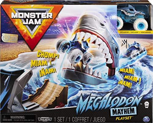 Monster Jam, Playset per Veicoli in scala 1:64, 6045029
