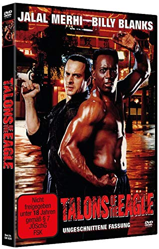 Talons of the Eagle - Die Adlerkralle (mit Billy Blanks aus KARATE TIGER 5)