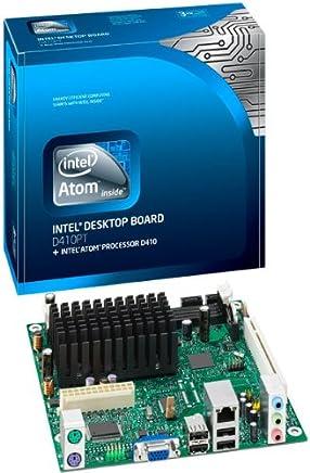 Intel Atom D410/Intel NM10/DDR2/A&V&L/Mini-ITX Motherboard, Retail BOXD410PT