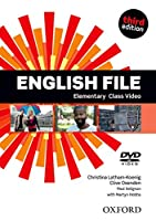 English File 3rd Edition Elementary Clas [DVD]