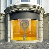 Gadgets Wrap Vape Shop Wall Decal Window Sticker Vaping Vape Store Logo Shop