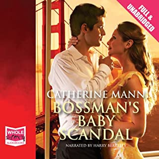 Bossman's Baby Scandal cover art