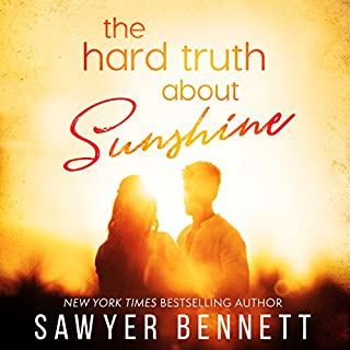 The Hard Truth About Sunshine audiobook cover art