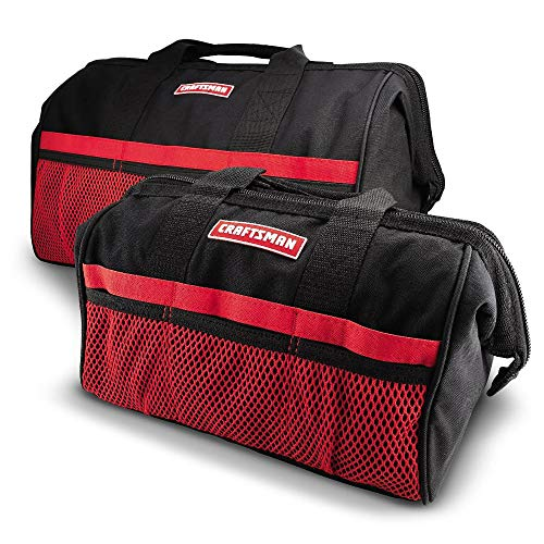 Craftsman 2 pc Tool Bag Combo (13 Inch and 18 Inch)