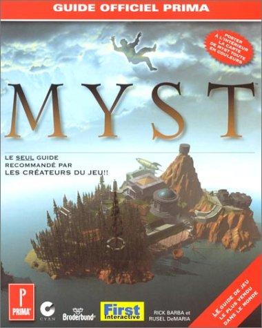 Myst, le guide de jeu