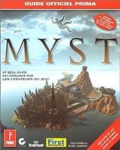 Myst, le guide de jeu de Rick Barba