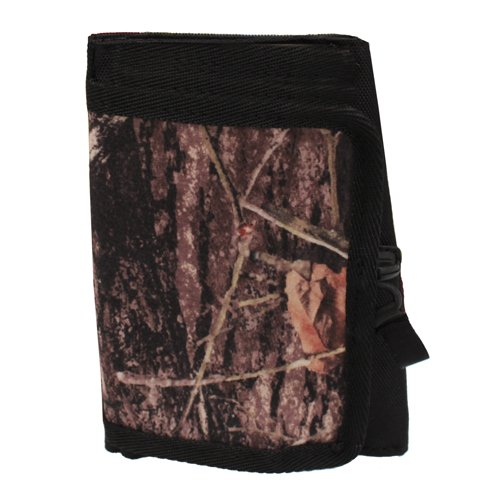 Allen Rifle Shell Holder with Cover, Mossy Oak Break-Up Country camo