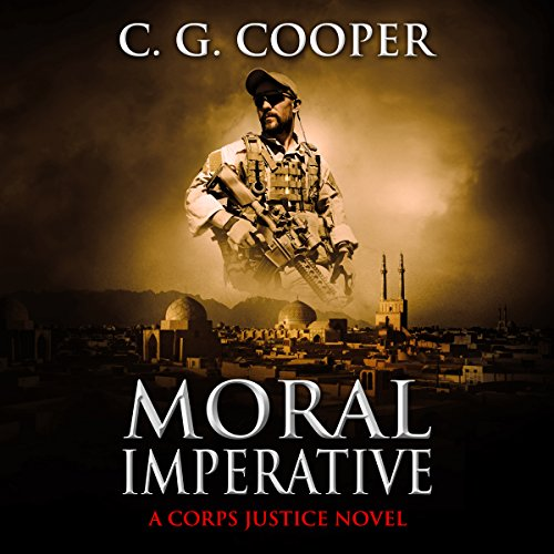 Moral Imperative: A Patriotic Thriller audiobook cover art