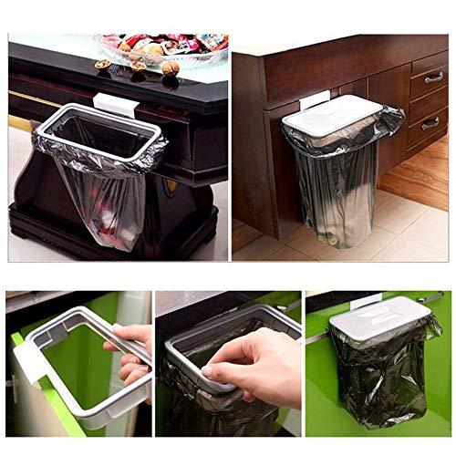Küche Aufhänger Müll Lagerregal Müllsack Müllsack Halter Schrank Schrank Heckklappe Stehen Lagerung Müllsack Halter