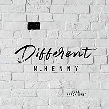 Different (feat. Aaron Hunt)
