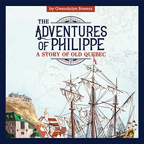 The Adventures of Phillippe audiobook cover art