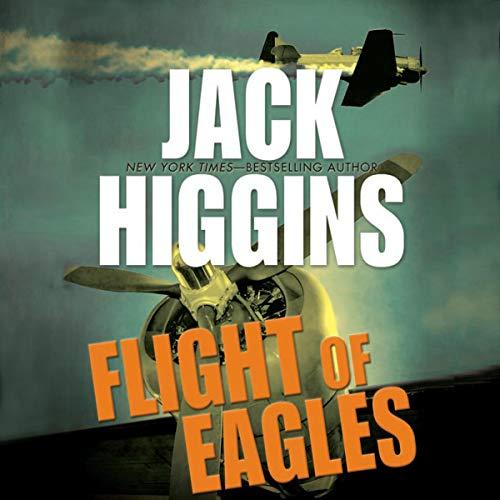 Flight of Eagles audiobook cover art