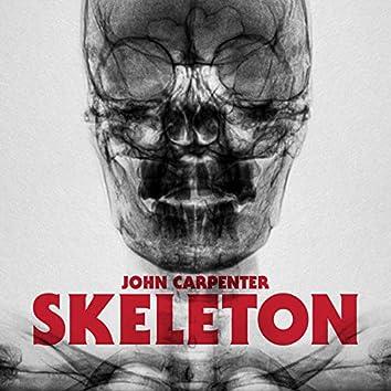 Skeleton b/w Unclean Spirit